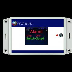 Proteus PRO AC Line Voltage Sensor Alarm