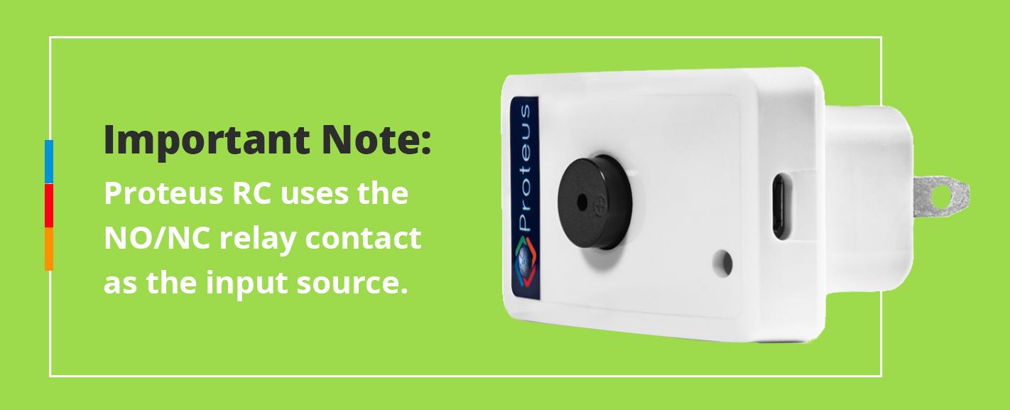 no/nc relay contact