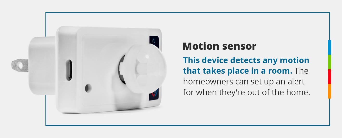 motion sensor